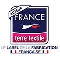 LNT possède le Label France Terre Textile